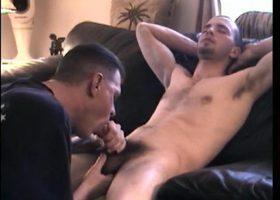 Giving Straight Boy Jake Head