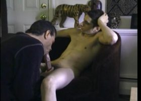Licking Straight Boy Cory Cock