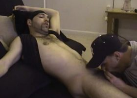 Straight Enrique Blows Vinnie