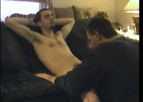 Sucking Off Straight Jake