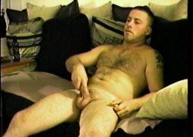 Straight Boy Justin Jacks Off