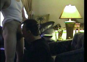 Straight Boy Cory Gets A BJ