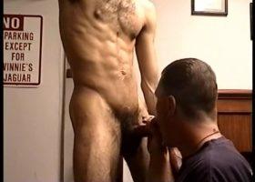 Straight Boy Enrique Wants Head