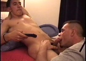 Sucking Off Straight Boy Dante