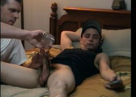 Blowjobs For Straight Cory