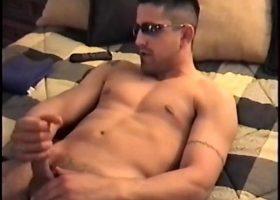 Straight Boy Zack Jerking Off