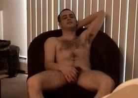 Straight Boy Casey Jacking Off