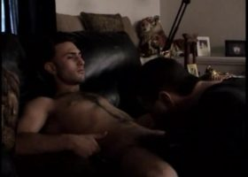 Licking Straight Boy Paulie Cock