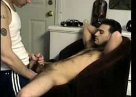 Sucking Straight Paulie Cock