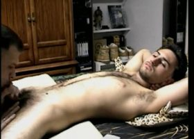 Blowing Amateur Straight Boy Paulie