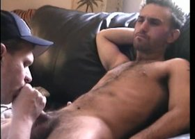Making Straight Paulie Cum