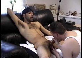 Straight Boy Tony Sucks Dick