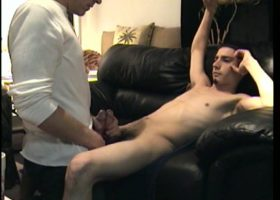 Jacking Off With Str8 Boy Cory