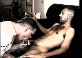 Str8 Enrique Tugs On Vinnie