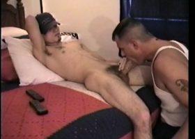 Sucking On Straight Boy TJ