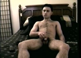 Straight Boy Paulie Jacking Off