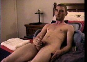 Straight Boy Toby Jerking Off