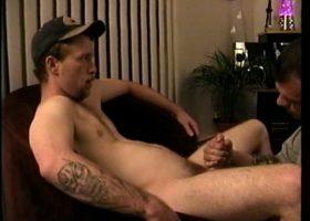 Sucking On Straight Johnny Cock