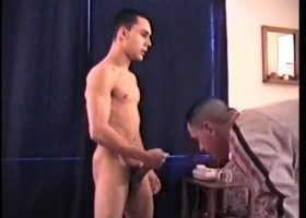 Blowing Straight Boy Paco