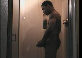 Showering With Straight Boy Jedi