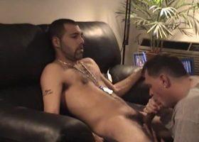 Straight Enrique Sucks Big Cock