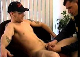 Straight Boy Axel Gets A BJ