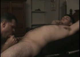 Vinnie Sucking Straight Boy CJ Cock