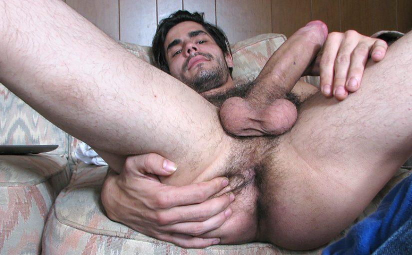 Devin Enjoys His Own Porn
